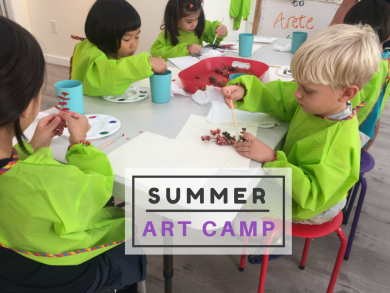 art-summer-programs